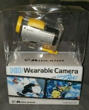 MIDLAND HD WEARABLE CAMERA XTC  WITH SUBMERSIBLE CASE