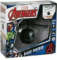 🆕World Tech Toys Marvel Avengers Black Panther Flying UFO Ball HTF! 🇺🇸 SELLER