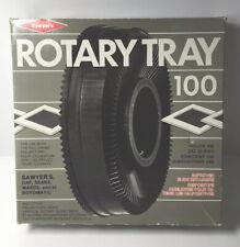 Sawyers Rotary Photo Slide Tray 100 2x2  Sears GAF Wards Rotomatic