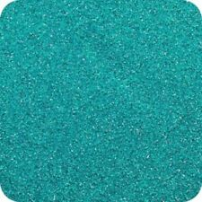 Teal (Turquoise) -  Wedding Decorative Sandtastik Coloured Sand - 454g Bag