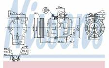 NISSENS Compresseur de climatisation pour KIA SPORTAGE HYUNDAI TUCSON 89153