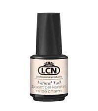LCN Natural Nail Boost Gel Keratin Nude Charm 10 Ml