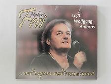 CD Herbert Frei singt Wolfgang Ambros und langsam wochs ma Neu originalverpackt