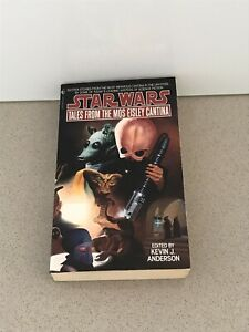 STAR WARS TALES FROM THE MOS EISLEY CANTINA 16X STORIES / KEVIN J. ANDERSON RARE