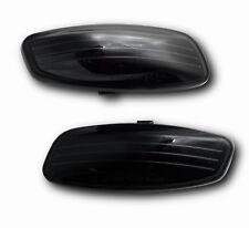 Peugeot 207 06- Crystal BLACK SIDE LIGHT REPEATER INDICATORS