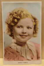 Film Stars - Shirley Temple -  #41B  postcard