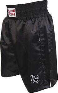 Paffen Sport Allround Boxerhose, Gr. XS-XXL. Profi-Schnitt für Sparring Training