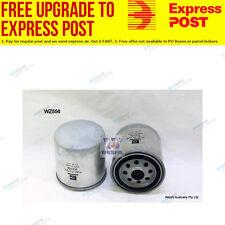 Wesfil Fuel Filter WZ556 fits Mercedes-Benz 190 D (W201),D 2.5 (W201)