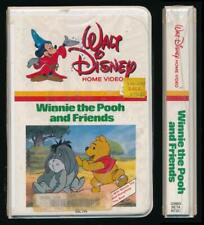 Walt Disney Betamax NOT VHS Winnie the Pooh & Friends Animated Feature Cult Clam