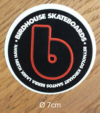 Birdhouse Skateboard Hawk Santos Reynolds Aufkleber Sticker Oldschool (M322)