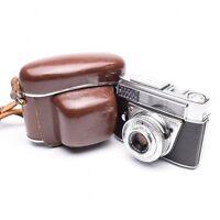 Kodak Retina IF Camera with Xenar 45mm f/2.8 Lens c. 1963-64