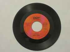 Donna Fargo - SUPERMAN / FOREVER IS AS FAR AS I COULD GO Dot Records 45 - 1973