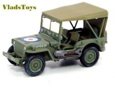 Hobby Master 1:72 Willys Jeep RAF 2 TAF HG4210 retired