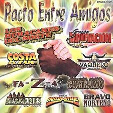 New: Various Artists: Pacto Entre Amigos  Audio CD