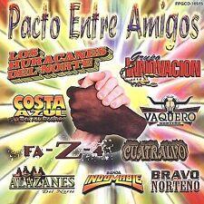 Various Artists: Pacto Entre Amigos  Audio CD