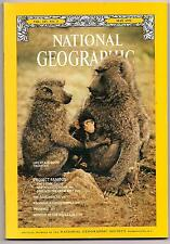 national geographic-MAY 1975-BABOON.