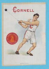 1910 LG Murad tobacco silk S21 CORNELL UNIVERSITY Hammer Throw   TOUGH