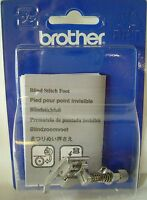 Brother F018 Sewing Machine Blind Stitch Foot  5mm   - XC1976052