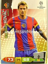 Adrenalyn XL Champions League 11/12 - radoslav kovac