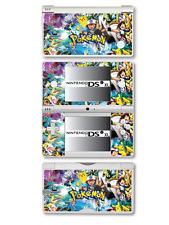 Pokémon Vinyl Skin Sticker for Nintendo DSi XL