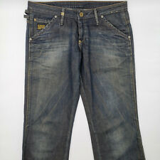 G-Star Medin Loose Pant WMN 60093 W31 L34 blau Damen Jeans Designer Denim Hose