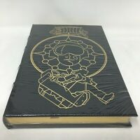SEALED Easton Press PIERS ANTHONY Macroscope. Leather-Bound Science Fiction SF