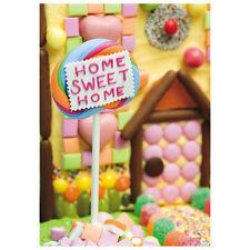 Neuf Maison Carte - Home Sweet Home - 20.3cm x 14.6cm - Iohi 0126