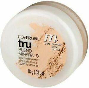 COVERGIRL Trublend Mineral Loose Powder 410 medium FRESH