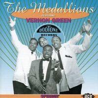 Vernon Green, The Medallions - Speedin [New CD] UK - Import