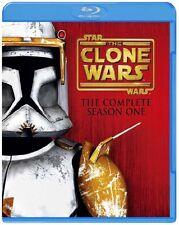 STAR WARS: THE CLONE WARS FIRST SEASON COMPLETE SET-JAPAN 3 Blu-ray L45 sd