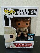 Funko Pop Star Wars Luke Skywalker Bespin Encounter 2016 Galactic Convention