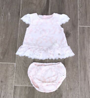 paz rodriguez baby Girl Pink  Outfit Vgc Age 18 Months