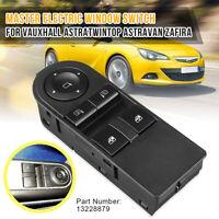 Electric Window Mirror Switch Control For Vauxhall Astra Twintop Astravan Zafira