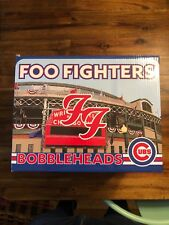foo fighters Chicago Cubs BobbleHeads Set