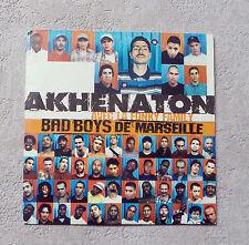 "CD/ AKHENATON AVEC LA FONKY FAMILY ""BAD BOYS DE MARSEILLE"" 1995 CD RAP FRA  IAM"