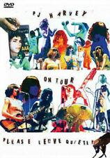 PJ Harvey on Tour - Please Leave Quietly DVD 2006 R4 NTSC