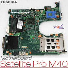 MOTHERBOARD TOSHIBA SATELLITE PRO M40 V000055620 NOTEBOOK MAINBOARD NEU  TOP 055
