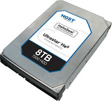 Hgst 0f23268 UltraStar He8 8000gb SAS disco duro interno