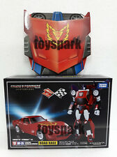 Takara Transformers Masterpiece MP-26 ROAD RAGE Stingray action figure +LTD COIN
