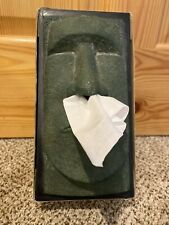 Vintage Rudy the Tikihead Tissue Box Cover Easter Island