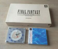 Final Fantasy Collection Anniversary Package - Sony PS1 - NTSC-J JAP JAPAN - TBE