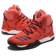 Adidas D Rose 7  Basketball Schuhe Turnschuhe Trainers  Herren Rot Derrick Boost