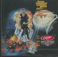 JOHN BARRY (COMPOSER) - DIAMONDS ARE FOREVER [BONUS TRACKS] NEW CD