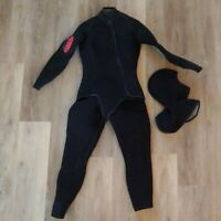 SAS Women's Titanium 2-Piece Custom Wetsuit Size L