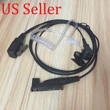 Covert Acoustic Headset Earpiece For Motorola Radio EX600 EX600XLS PRO5150 Elite