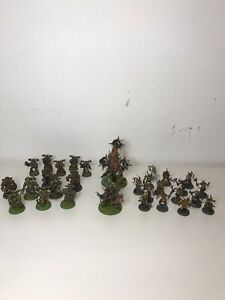 Plague Marines Army Death Guard Warhammer 40k Space Marines