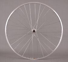 """Sun M13 REAR Wheel 27"""" inch silver fit Vintage Road Bike 5 6 7 speed freewheel"""
