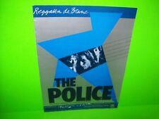 The Police Reggatta De Blanc Vintage CashBox Magazine 1979 Frameable Artwork