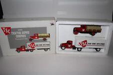 Ertl Coin Bank 1991 Tsc Tractor Supply Company Transport Bank, Original Box
