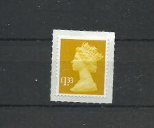 Great Britain Machin  £1.33 OFNP SA 2B De La Rue Code M16L DG 1330.1.3 MNH